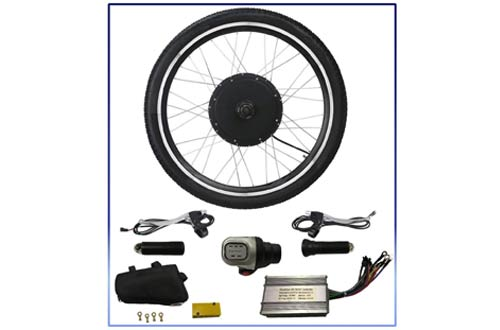 48V 1000W Electric Bicycle Motor Conversion Kit