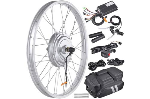 """AW 20.5"""" Electric Bicycle Front Wheel Frame for Tire E-Bike"""
