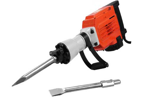 LOVSHARE 3600W Electric Demolition Hammer