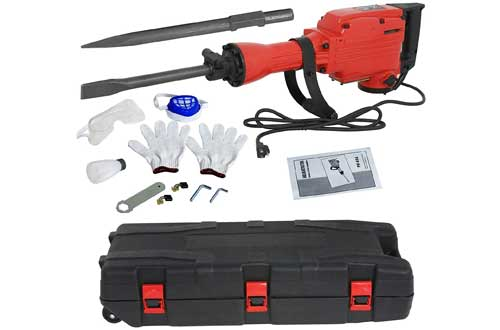 F2C 2200W Heavy Duty Electric Demolition Jack Hammer