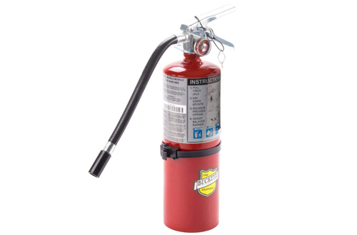 Multipurpose Dry Chemical Hand Held Fire Extinguisher