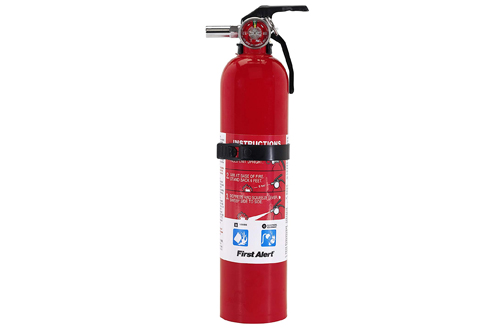 First Alert FE10GO Garage/Workshop Fire Extinguisher