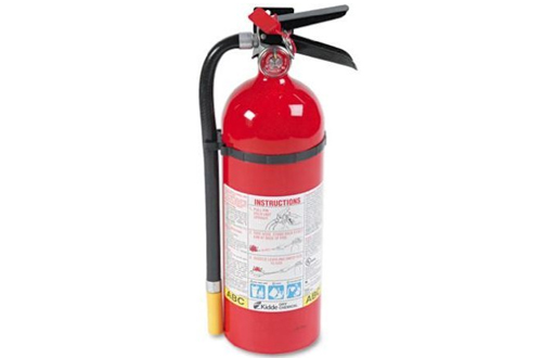 Kidde 466112 ABC Pro Multi-Purpose Dry Chemical Fire Extinguisher