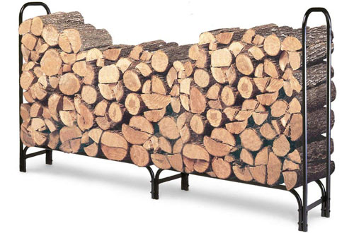 Landmann 82433 8-Foot Firewood Log Rack