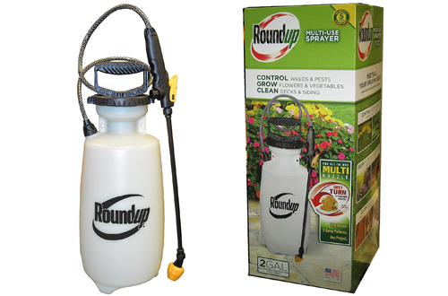 Roundup 2 Gallon Garden Sprayer
