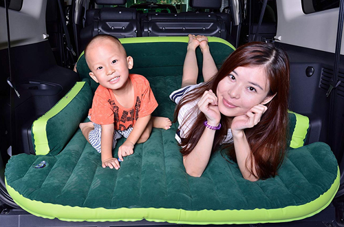 Heavy Duty Inflatable Car Mattress Bed for SUV