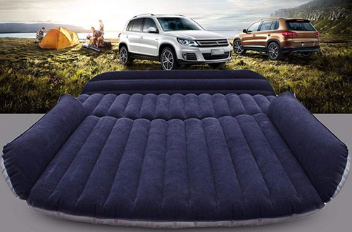 ZAOTOTO SUV Heavy-duty Backseat Car Inflatable Travel Mattress for Camping
