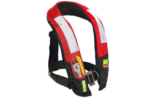 Eyson A/M-33 Inflatable Life Jacket Life Vest for Adult