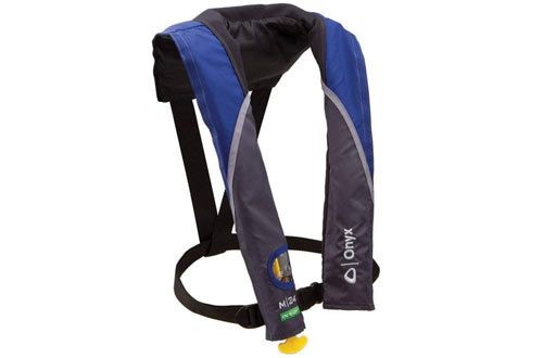 In-Sight Manual Inflatable Life Jacket