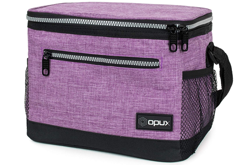 OPUX Premium Insulated Lunch Bag with Shoulder Strap