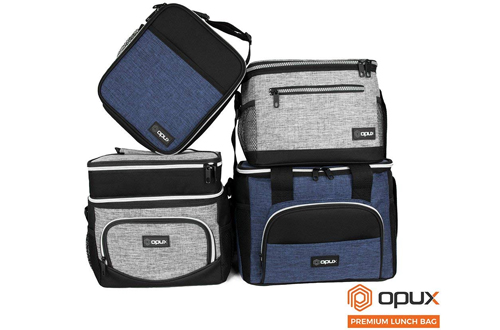 OPUX Premium Thermal Insulated Mini Lunch Bag