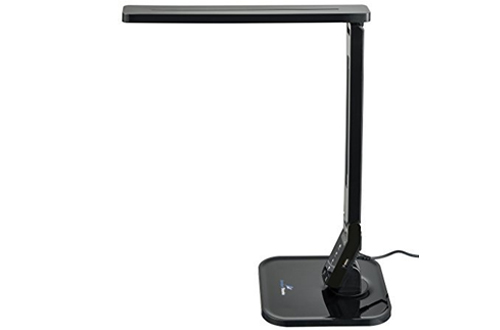 Ambertronix LED Desk Table Lamp, Soft Touch Dimmer Control Panel