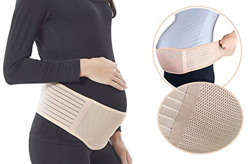 Babo Care Maternity Belt - Belly Band for Pregnancy