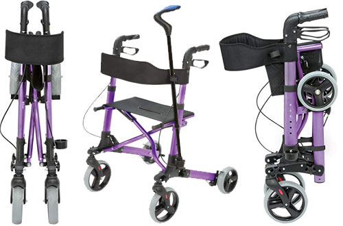Medical Rollator Walkers