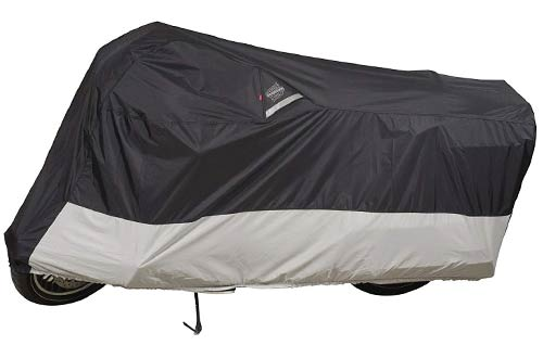 Indoor/Outdoor Waterproof Motorcycle Cover