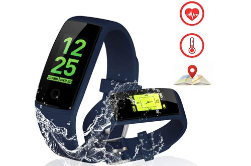 Watch Pedometer Activity Tracker Bluetooth for Android & IOS