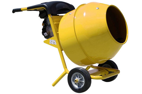 Pro-Series CMG5 Gas Cement Mixer