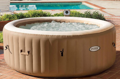 Portable Inflatable Hot Tubs