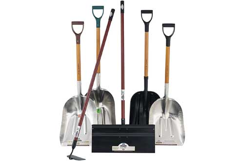 FOREST HILL Manufacturing General Purpose Poly Gardener Scoop Shovel