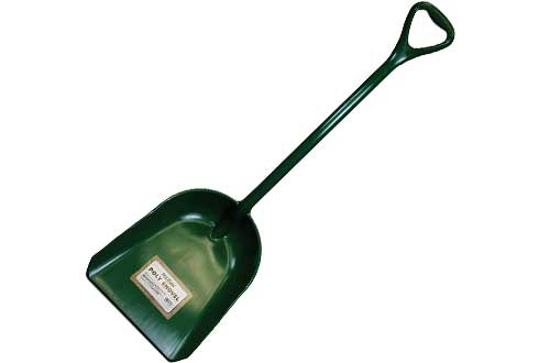 Harris Farms Poly Barn Shovel