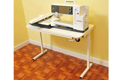 Adjustable Sewing Machine Sturdy Craft Table