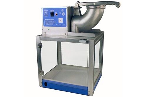 Cone Machine for Professional Concessionaires Requiring Commercial Heavy Duty Snow Cone Equipment