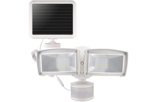 LED Solar Motion Sensor Light