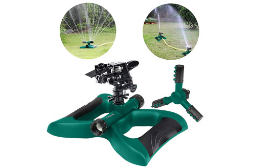 Lawnfit LF-1 Lawnfit01 Large Green Sprinkler