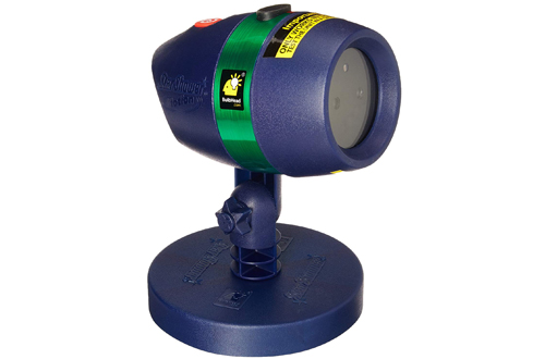 Star Shower Motion Laser Light by BulbHead
