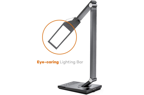 TaoTronics Stylish Metal LED Desk Lamp