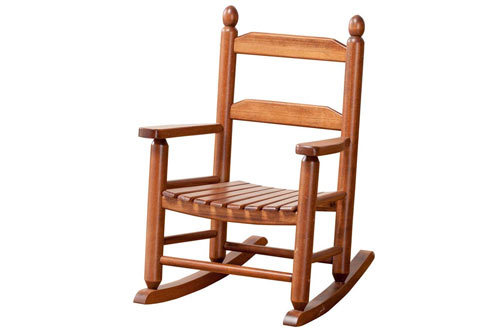 Wooden Child's Porch Chair Rocking Rocker