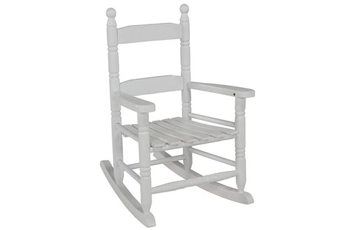 Jack-Post KN-10W Classic Child's Porch Rocker