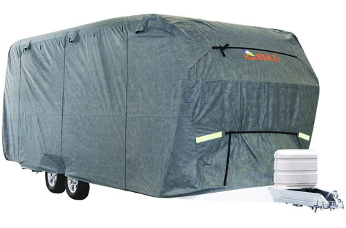 Deluxe Camper Travel Trailer Cover