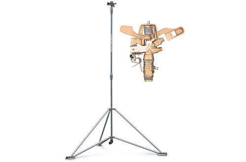 IrrigationKing RK-1A8 6' Raintower Sprinkler Tripod Stand