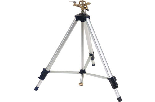 Melnor Metal Pulsating Sprinkler with Tripod