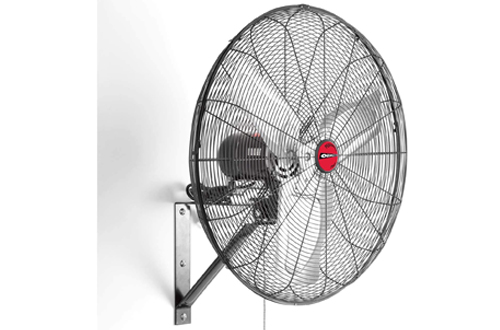 "OEM TOOLS 24883 24"" Oscillating Wall Mounted Fans"