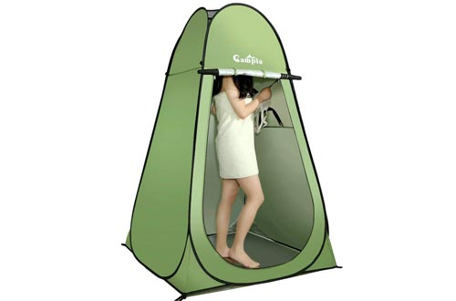 Campla Portable Pop up Dressing/Changing Tent Beach Toilet Shower Changing Room