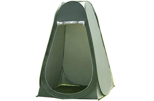 Faswin Pop Up Pod Toilet Tent Privacy Shelter Tent Camping Shower