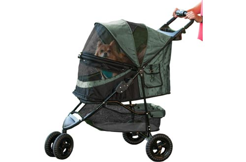 Pet Gear Special Edition 3-Wheel Pet Dog Stroller
