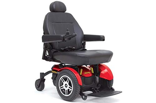 Pride Mobility - Jazzy Elite HD - Heavy Duty Power Chair