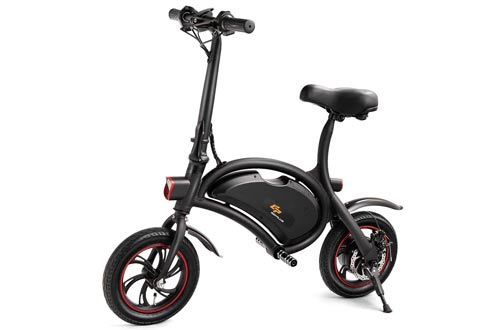 Goplus Portable Folding Mini Electric Bike for Adults
