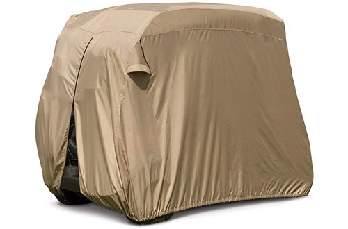 Classic Accessories Fairway Golf Cart Easy-On Cover