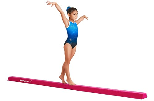 Folding Gymnastic beam for Girls, Boys, Teens