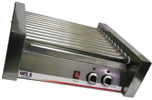 Benchmark 62030 30 Dog Roller Grill,