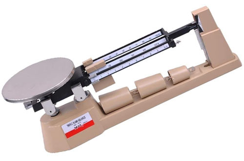 Triple Beam Mechanical Balance Scale