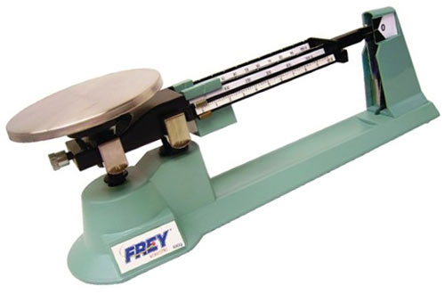 Frey Scientific Triple Beam Balance