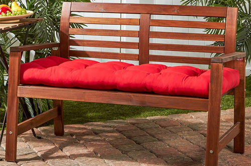 Outdoor Sunbrella Swing/Bench Cushion
