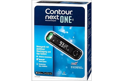Bayer CONTOUR NEXT ONE Bluetooth Glucose Meter