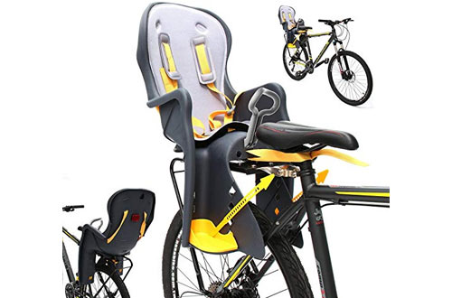 CyclingDeal Bicycle Kids Child Rear Baby Seat Bike Carrier