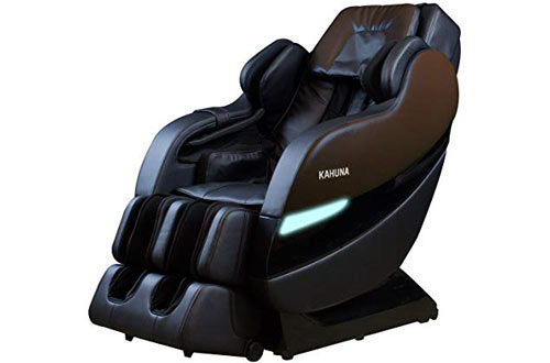 Kahuna Superior Massage Chair with SL-Track 6 Rollers - SM-7300